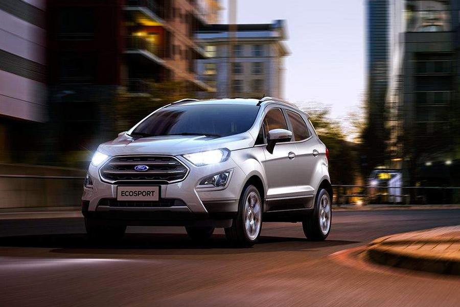 Ford Ecosport là mẫu xe Crossover/SUV cỡ nhỏ gồm 05 chỗ ngồi