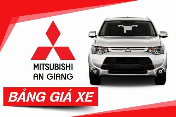 Giá xe Mitsubishi An Giang