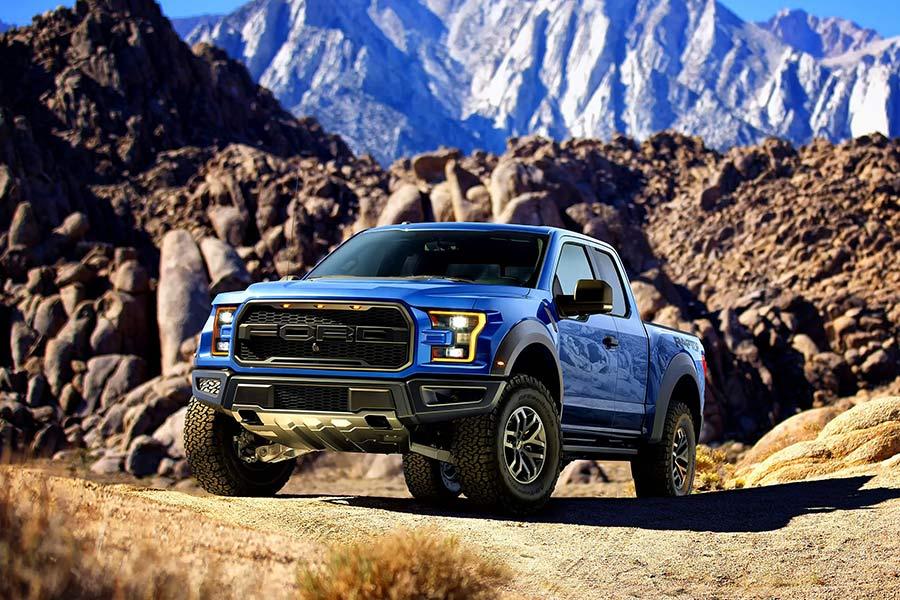 Ford Ranger đạt được kỉ lục về doanh số tại Việt Nam bởi những tính năng vượt trội.