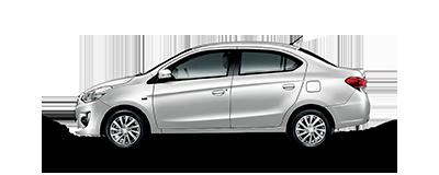 Bảng giá xe Mitsubishi Attrage