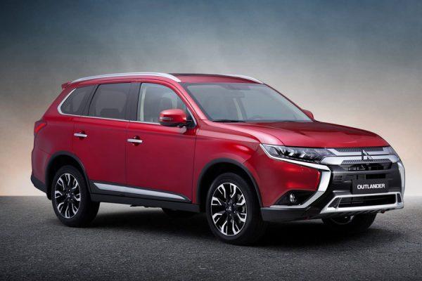 Mitsubishi Outlander 2020 Mới