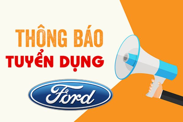 Ford An Giang Tuyển Dụng