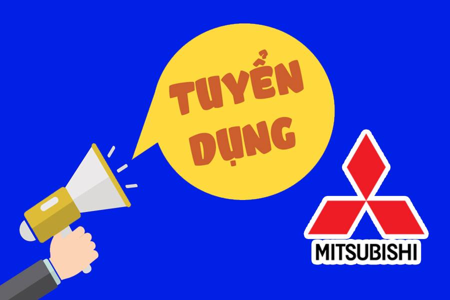 Đại lý 3S Mitsubishi An Giang Tuyển Dụng