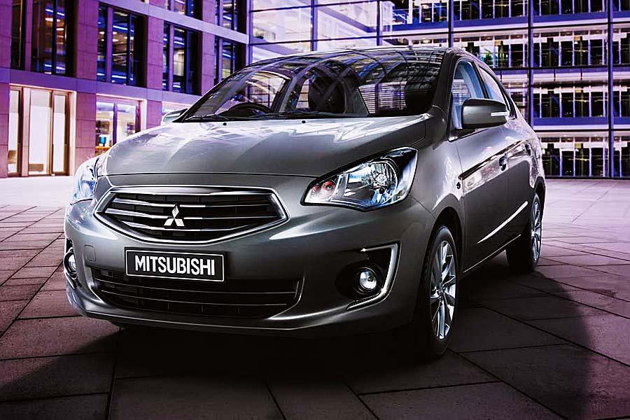 Mitsubishi Attrage An Giang: Giá Khuyến Mãi & Ưu Đãi