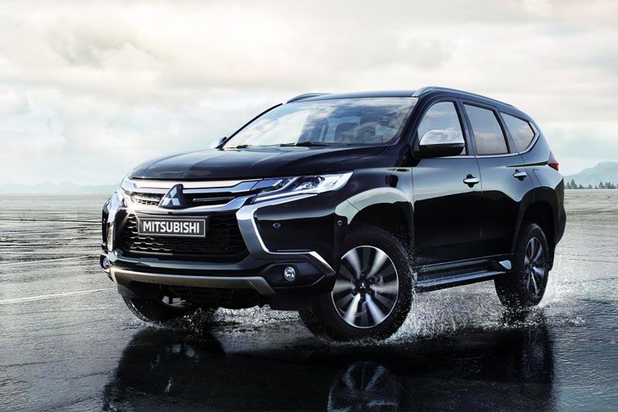 Mitsubishi Pajero Sport An Giang: Khuyến Mãi & Ưu Đãi
