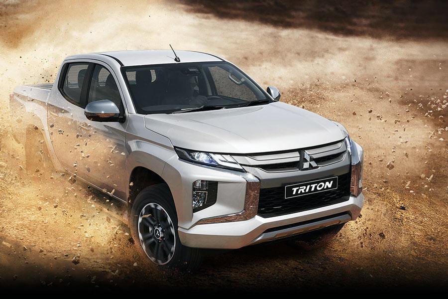 Mitsubishi Triton An Giang: Giá Khuyến Mãi & Ưu Đãi