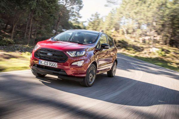 tổng quan xe Ford Ecosport