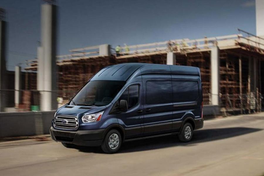 Tổng quan về Ford Transit