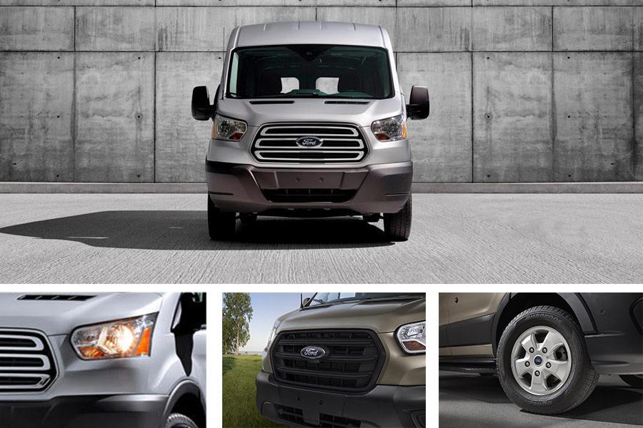 Hình ảnh đầu xe Ford Transit