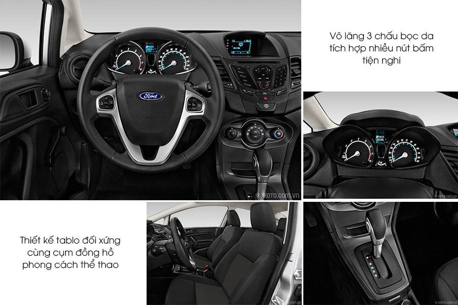 Hình ảnh nội thất của Ford Focus