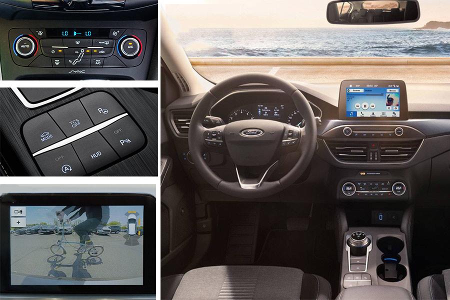 Tiện ích Ford Focus