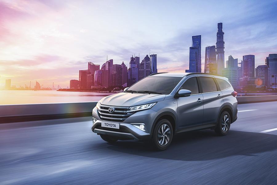 Toyota Rush An Giang: Giá Ưu Đãi #1 & Khuyến Mãi Mới