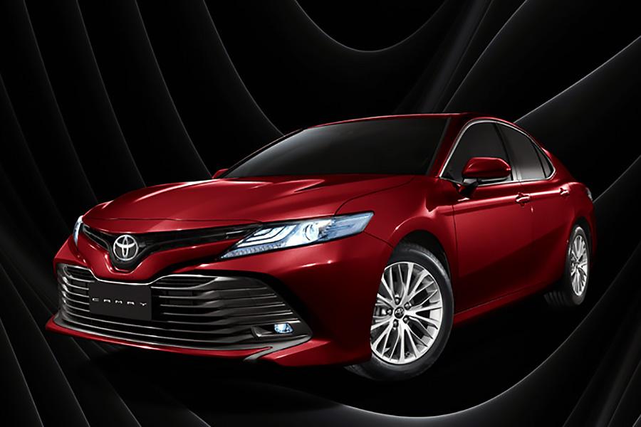 Toyota Camry An Giang: Giá Ưu Đãi #1 & Khuyến Mãi