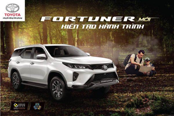 Toyota Fortuner An Giang: Giá Ưu Đãi #1 & Khuyến Mãi