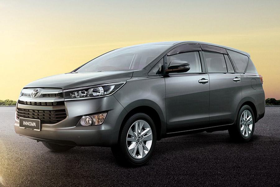 Toyota Innova An Giang: Giá Ưu Đãi #1 & Khuyến Mãi