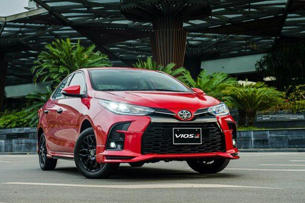 Toyota Vios An Giang: Giá Ưu Đãi #1 & Khuyến Mãi Mới